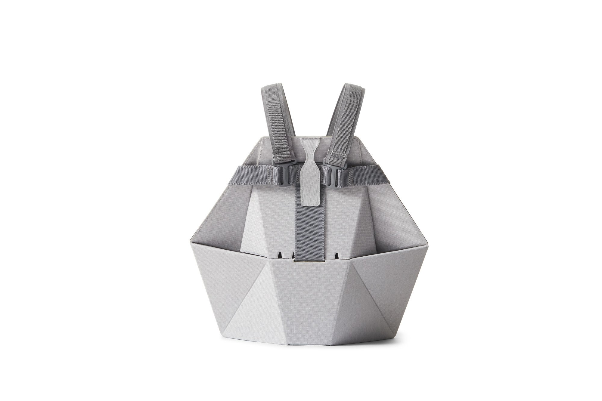 BOMBOL - Pop-up Booster - grey