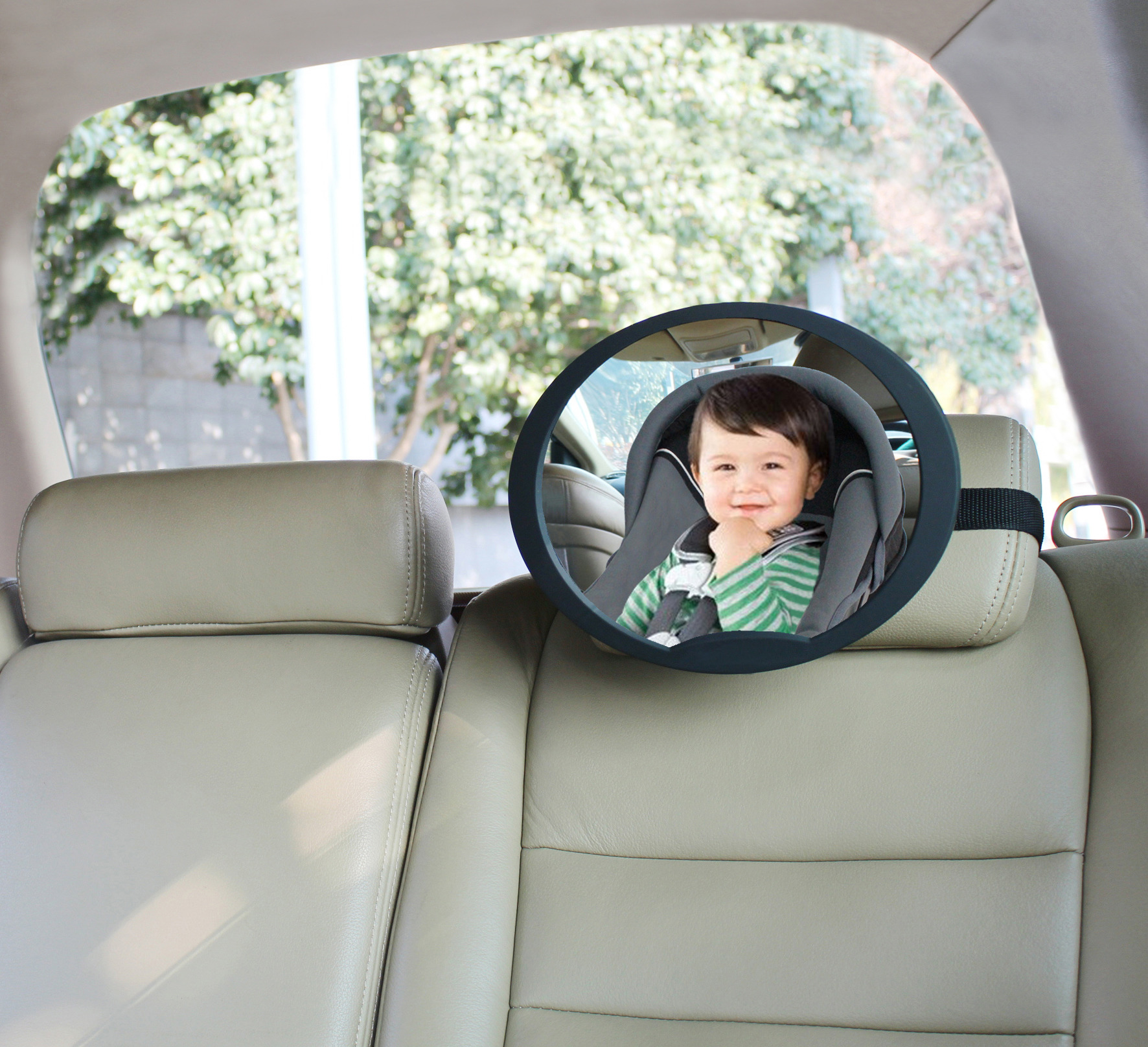 Baby Dan - Back seat mirror