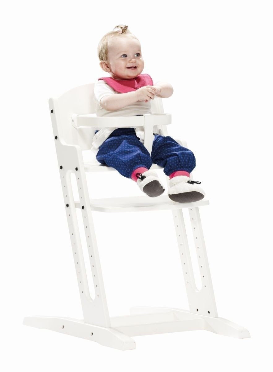 Baby Dan - DANCHAIR feeding chair - grey