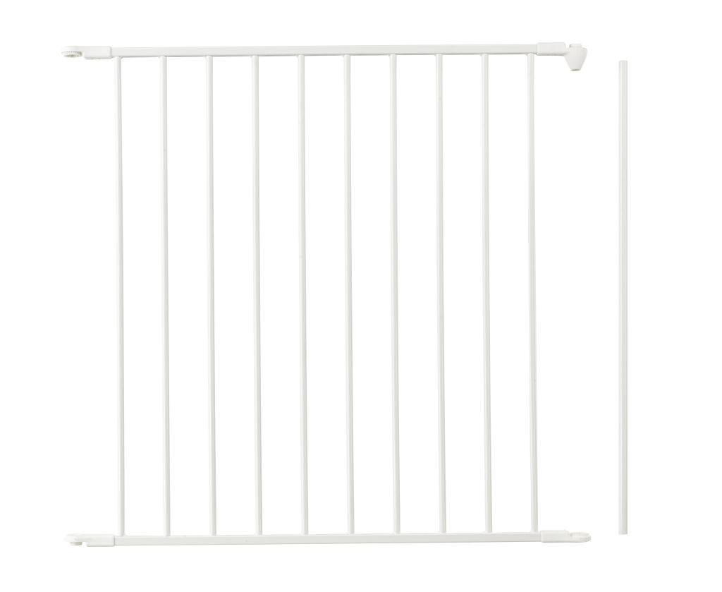 Baby Dan - FLEX Gate Extension (M,L,XL,XXL) - 72 cm - white