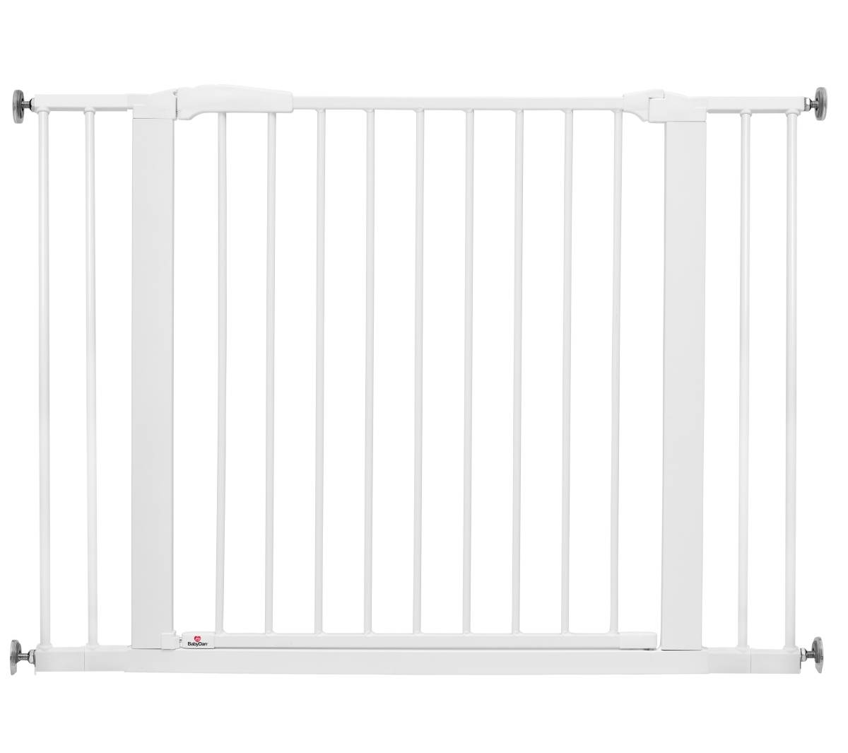 Baby Dan - Perfect Close Safety Gate + 4 extensions