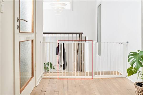 Baby Dan - Premier Safety Gate +  2 extension 7 cm + panel 64,5 cm, white