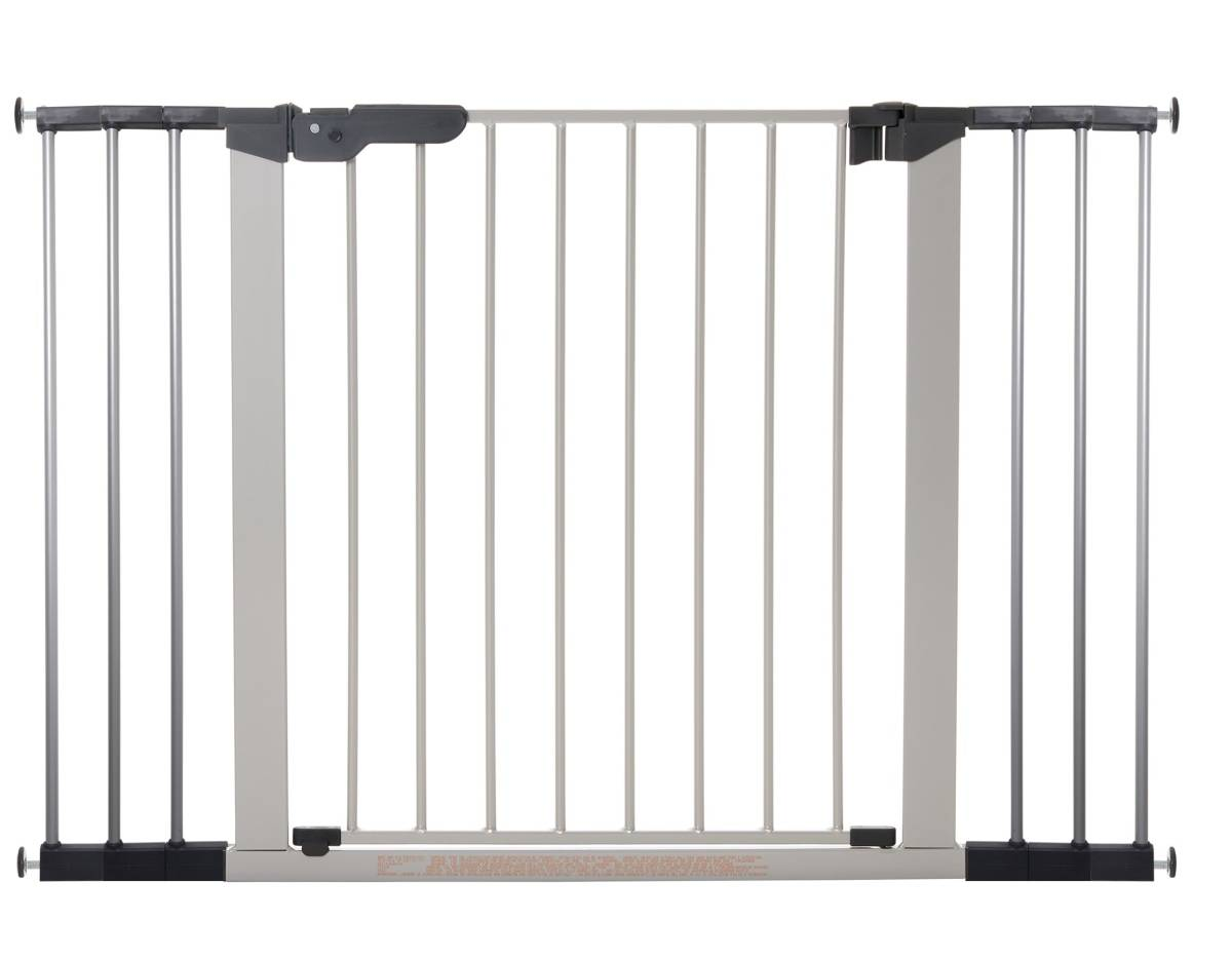 Baby Dan - Premier Safety Gate silver