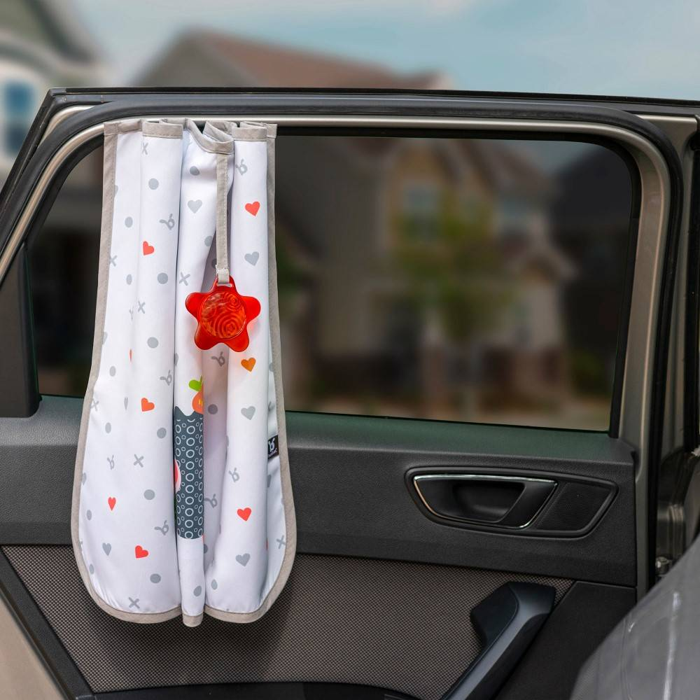 Benbat - Magnetic Car Sunshade Curtain