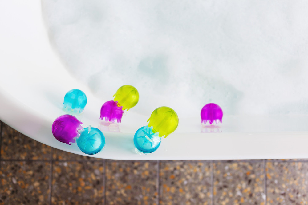 Boon - JELLIES suction cup bath toys