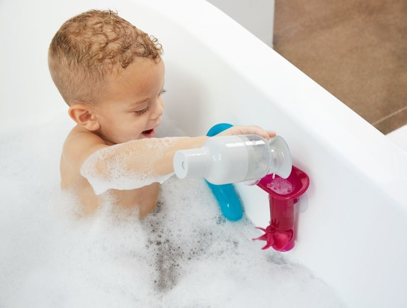 Boon - PIPES BUILDING BATH TOY SET