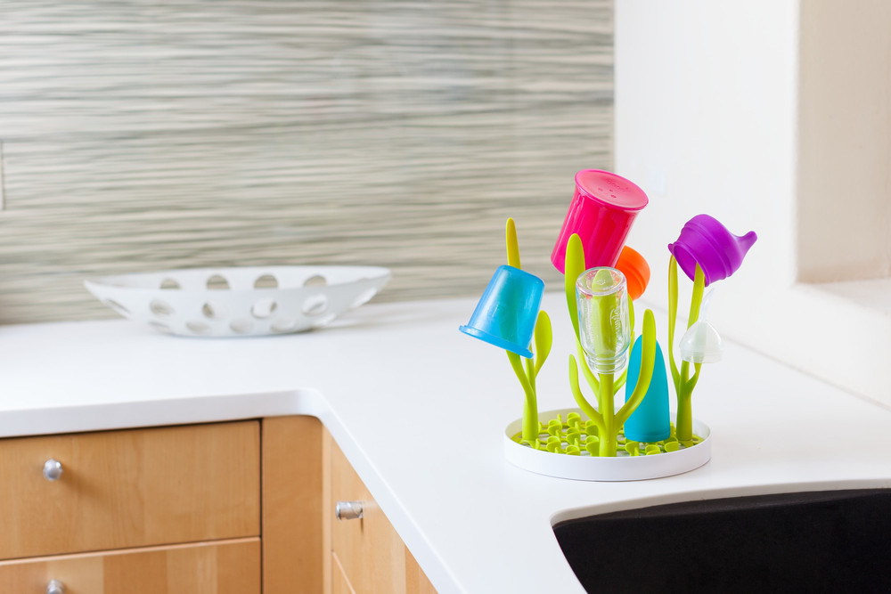 Boon - SPRIG countertop drying rack