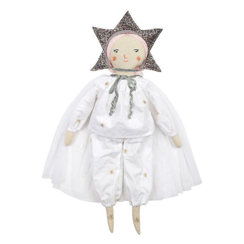 Doll Dress Up Star Headband