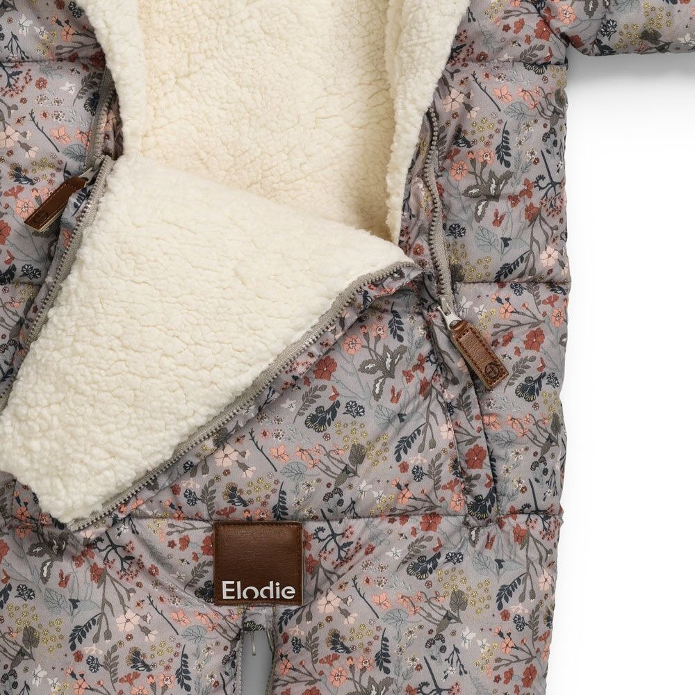 Elodie Details - Baby Overall - Vintage Flower 0-6 months