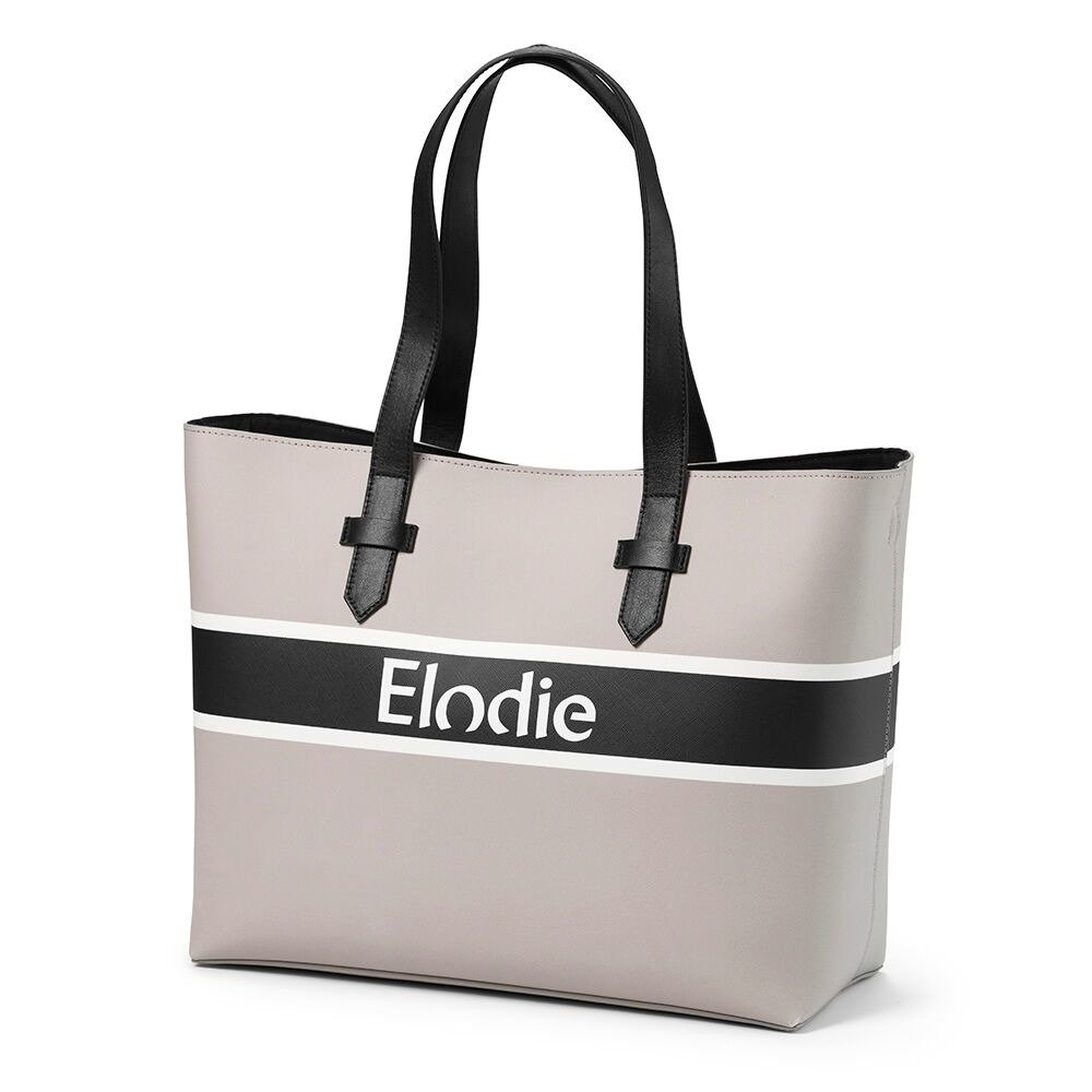 Elodie Details - Changing Bag - Saffiano Logo tote