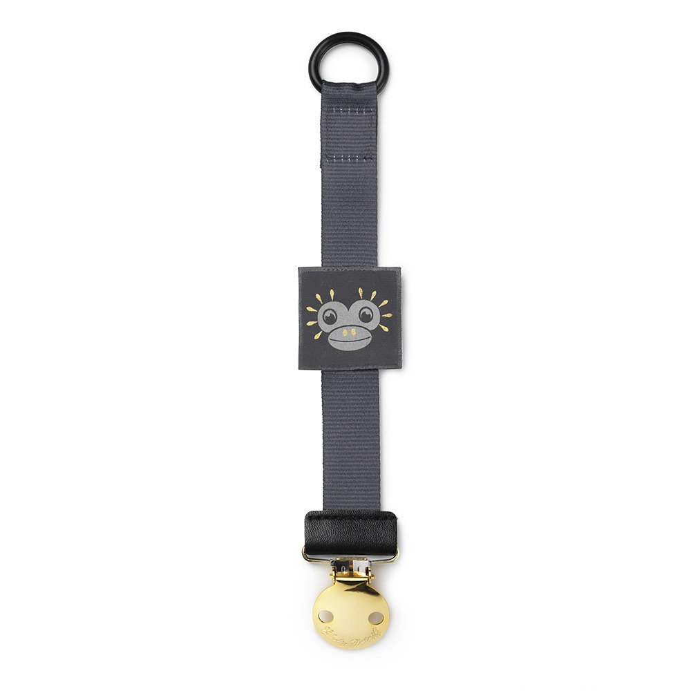 Elodie Details - Pacifier Clip - Playful Pepe Patch