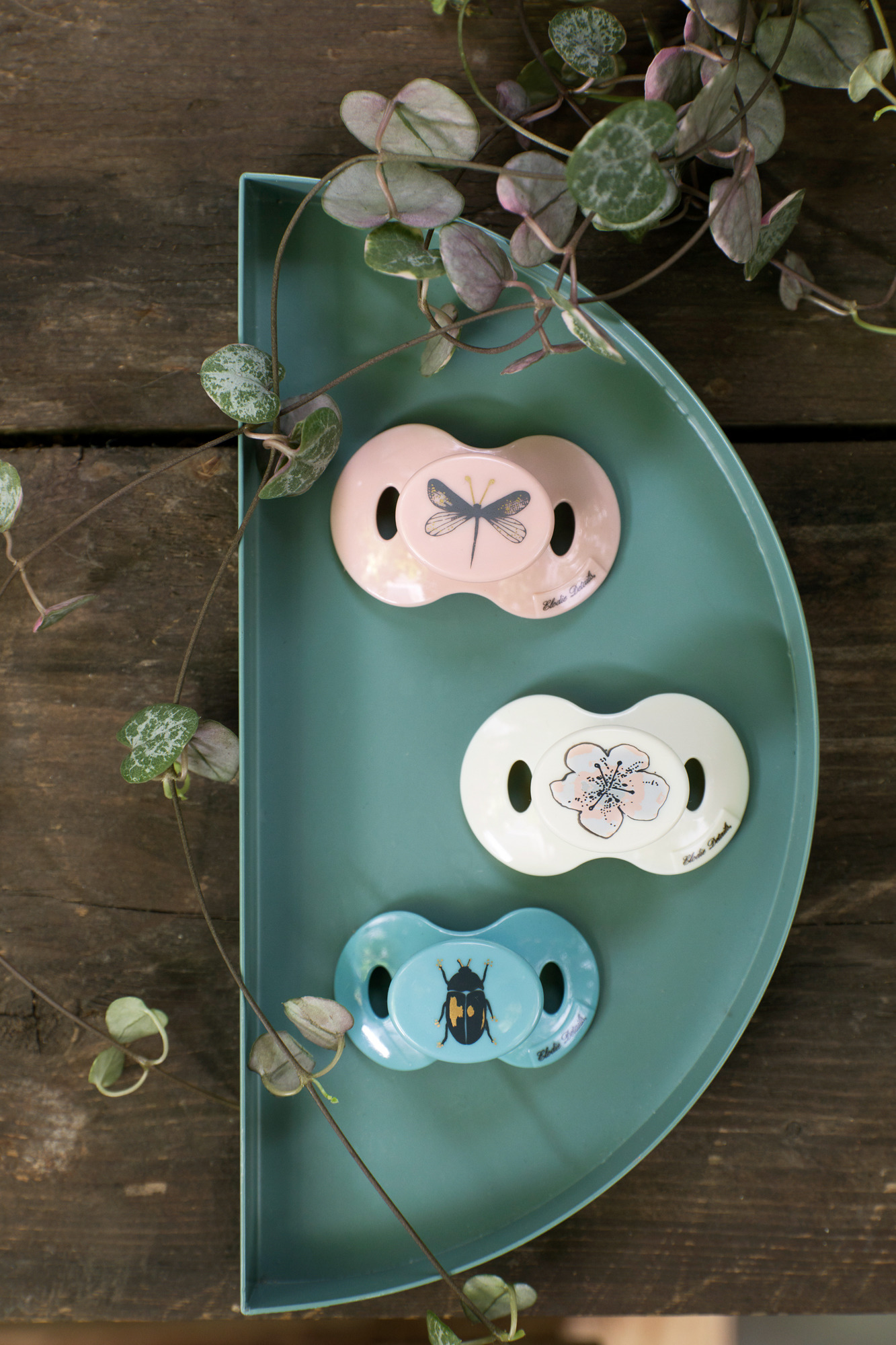 Elodie Details - Pacifier, Tender Blue
