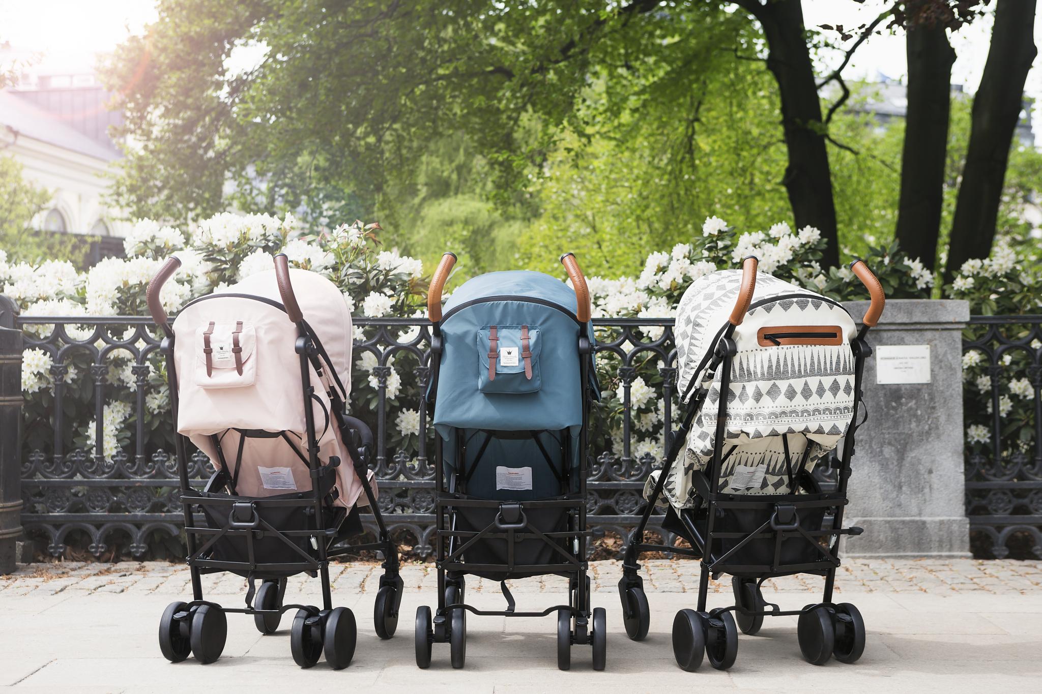 5d0a2e49001 Elodie Details - Stockholm Stroller - Pretty Petrol, | Scandinavian Baby