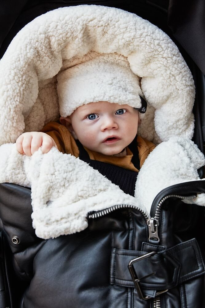 Elodie Details - Winter Beanie - Shearling 6-12 months