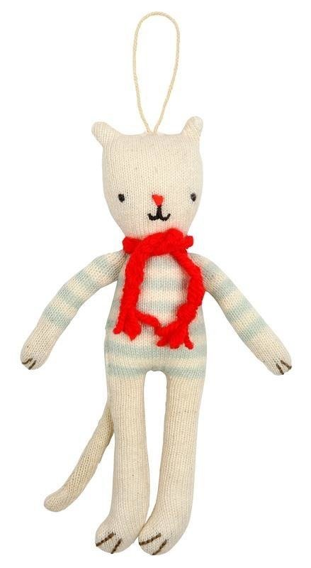 Knitted Cat Dec