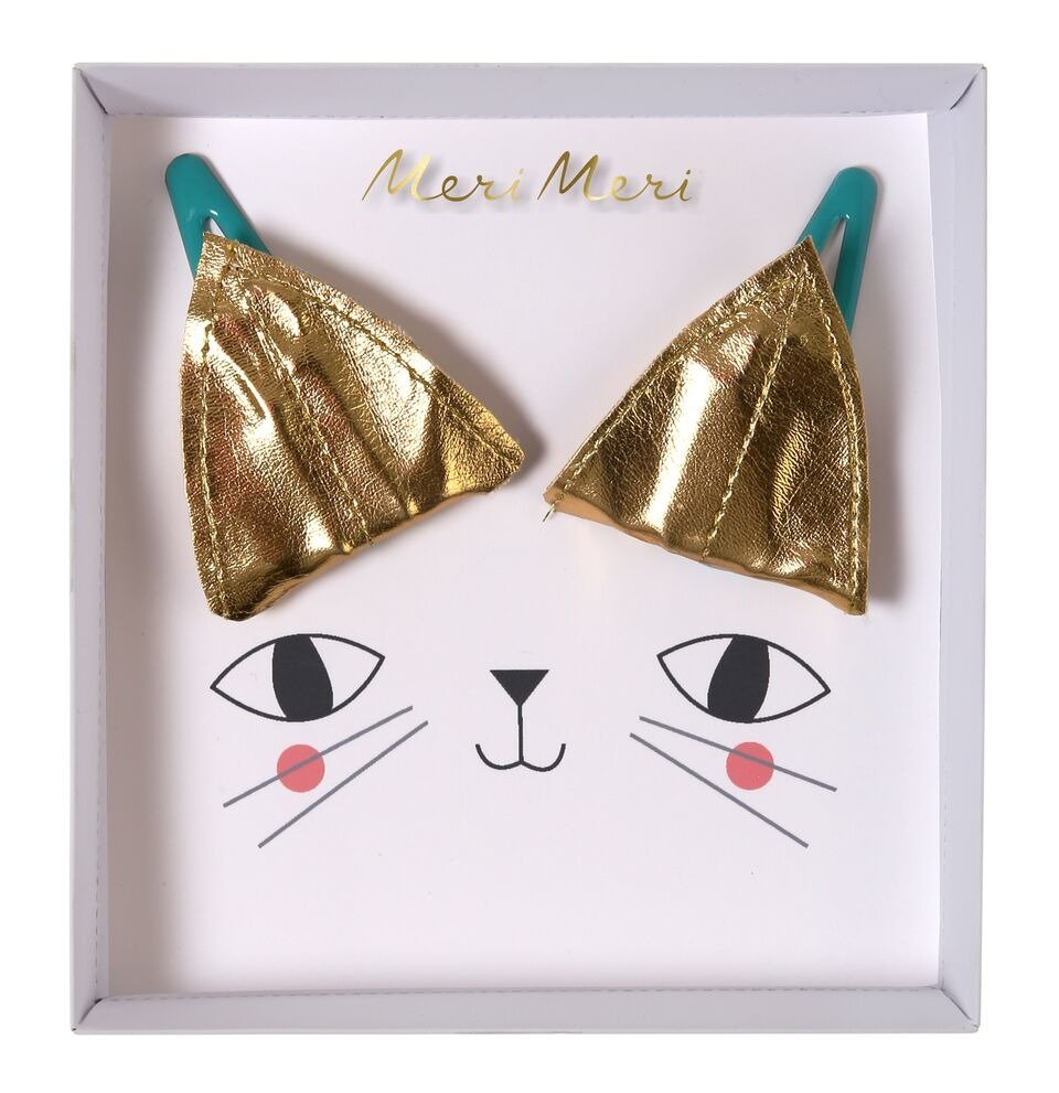 Meri Meri – Cat Ear Hair Clips