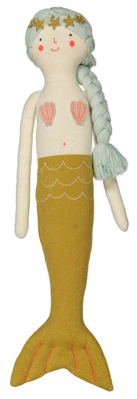 Meri Meri – Knitted Mermaid