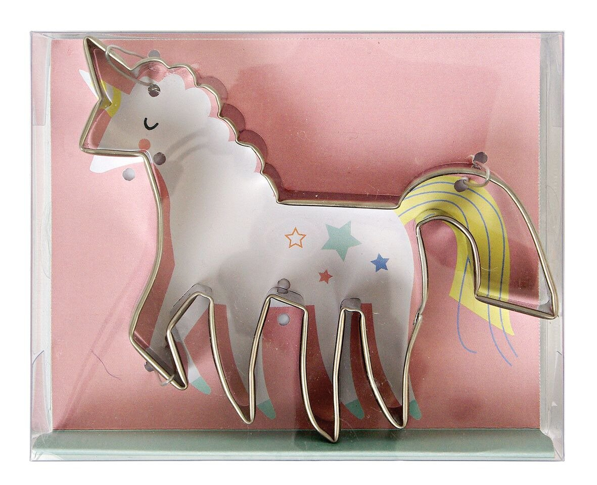 Meri Meri – Unicorn Cookie Cutter
