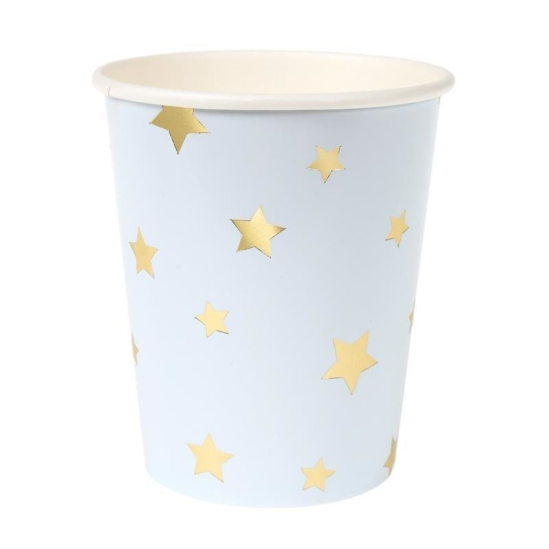 Multicolor Stars Party Cups