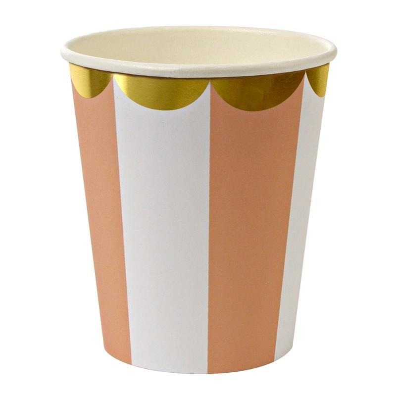 Orange Party Cups