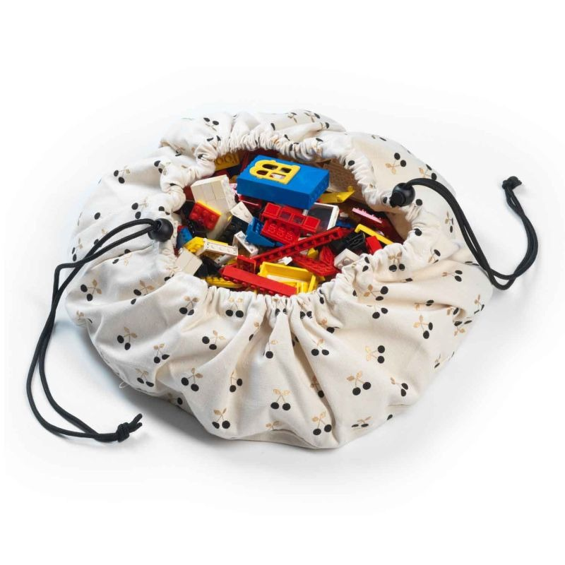 Play&Go - Cherry Mini TOY STORAGE BAGS