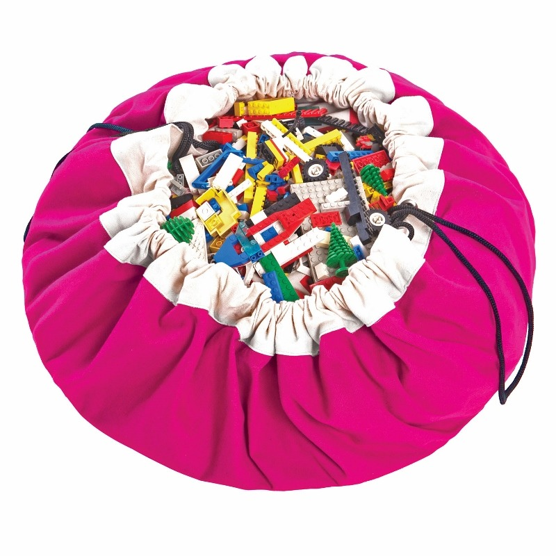 Play&Go - Fuchsia Toy storage bags