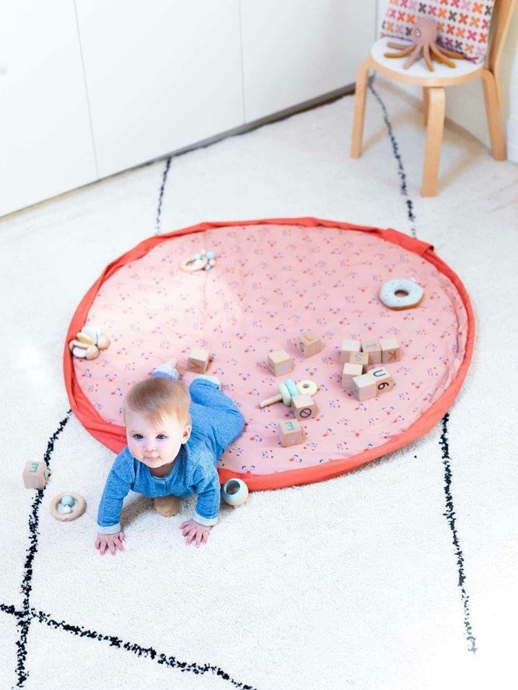 Play & Go - Mat and bag 2in1 Soft Animals