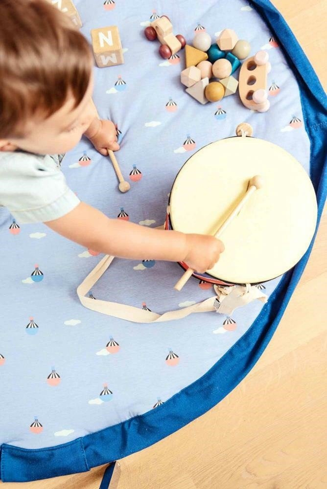Play & Go - Mat and bag 2in1 Soft Balloons