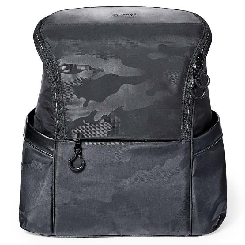 Skip Hop - Backpack Paxwell Easy-Access Black Camo