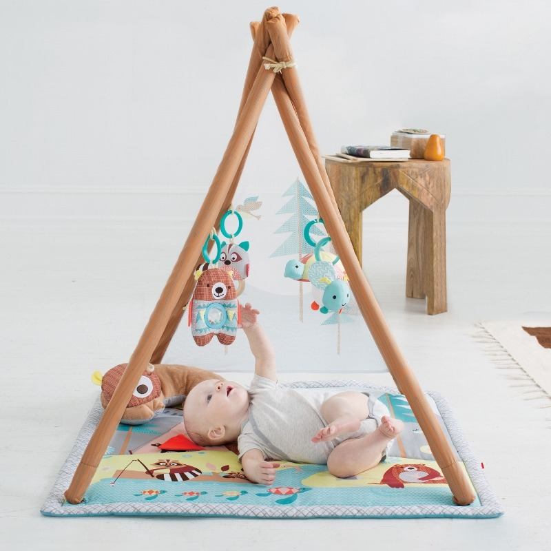 Skip Hop - Camping cubs baby activity gym
