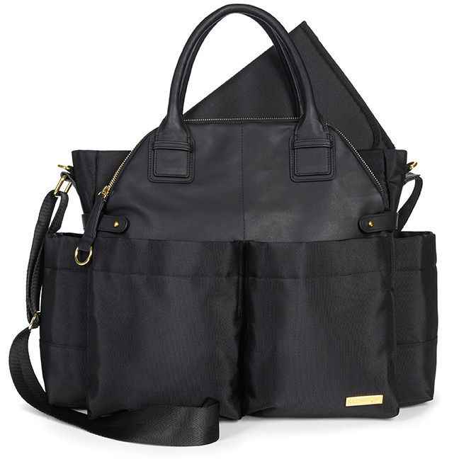 Skip Hop - Diaper Bag Chelsea Black