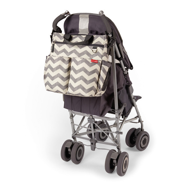 Skip Hop - Diaper Bag Duo Signature Chevron