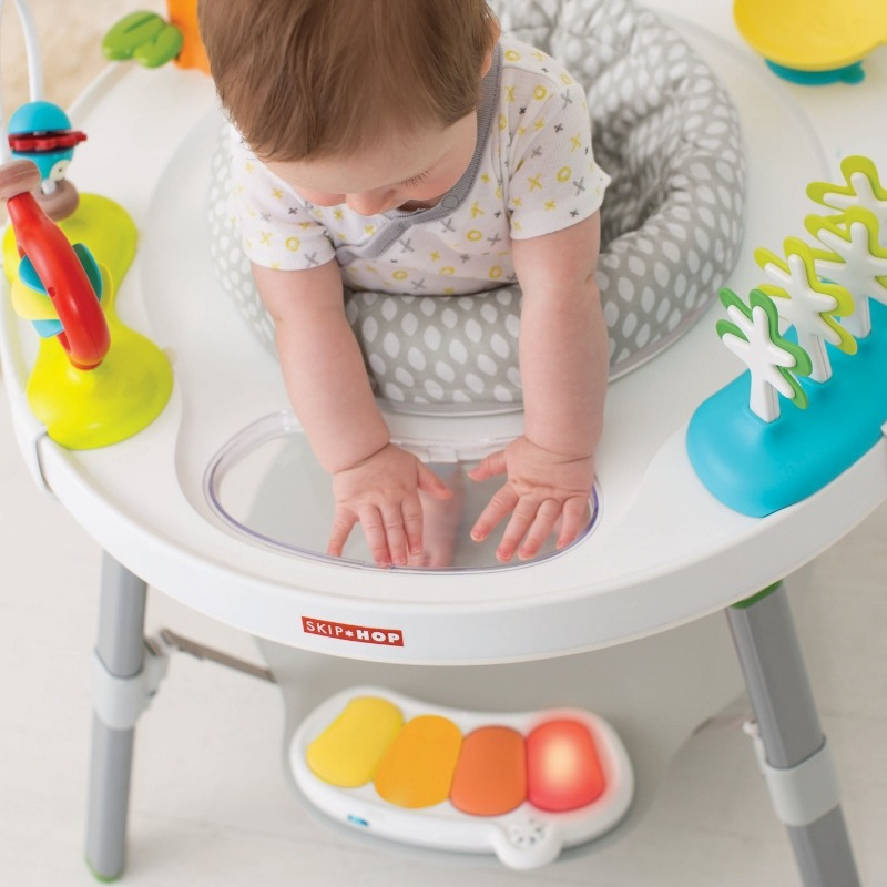 Skip Hop - EXPLORE & MORE BABY'S VIEW 3-STAGE ACTIVITY CENTER