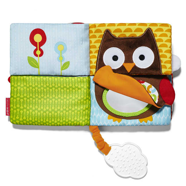 Skip Hop - EXPLORE & MORE rolling owl push toy