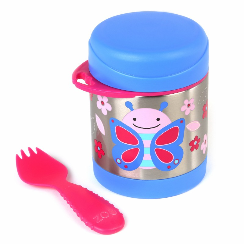 Skip Hop - Insulated food jar Butterfly