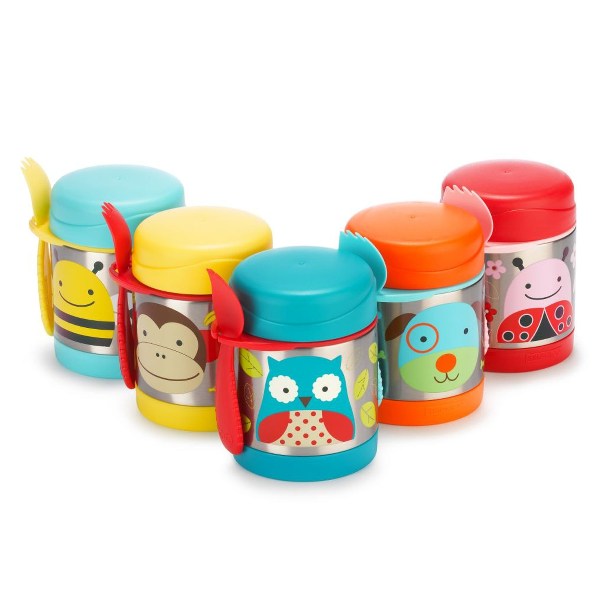 Skip Hop - Insulated food jar Dog