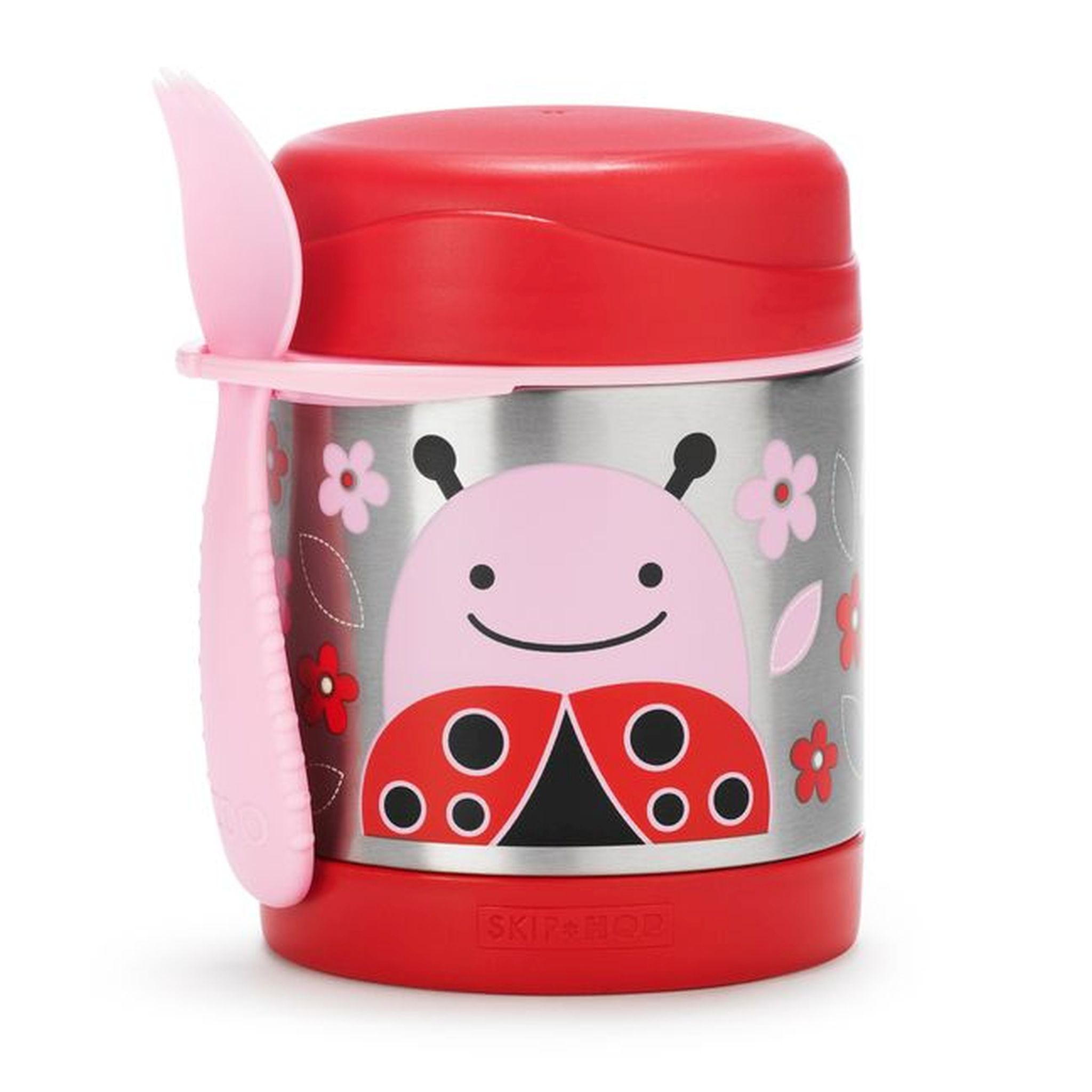 Skip Hop - Insulated food jar Ladybug