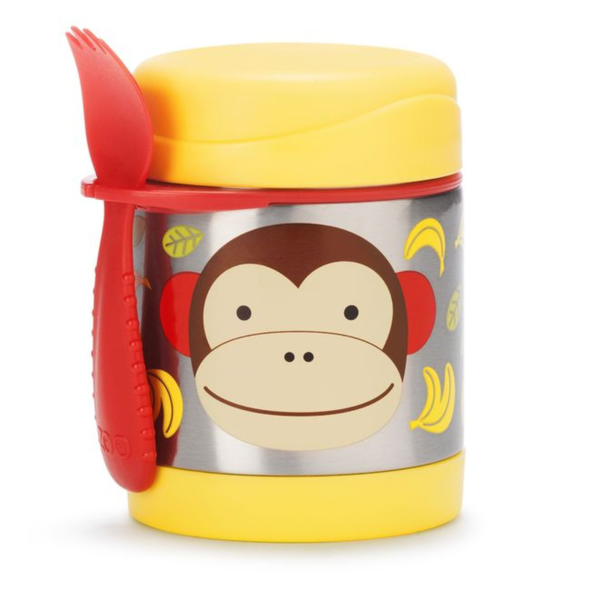 Skip Hop - Insulated food jar Mokey
