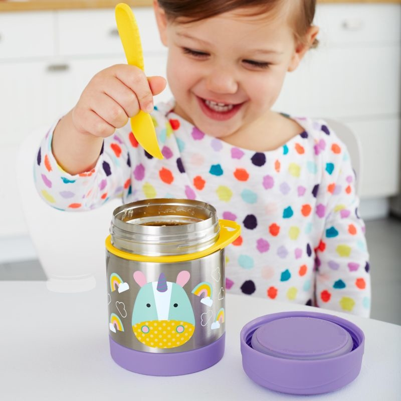 Skip Hop - Insulated food jar Unicorn