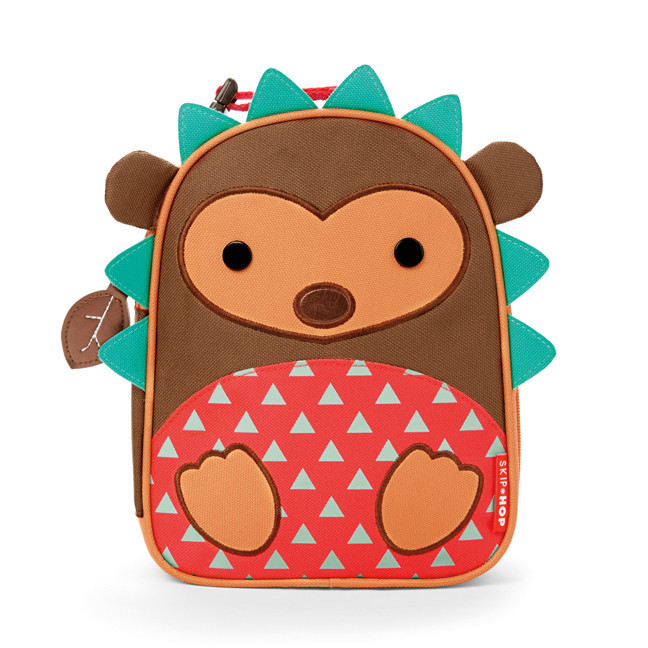 Skip Hop - Insulated lunch bag Hedgegog