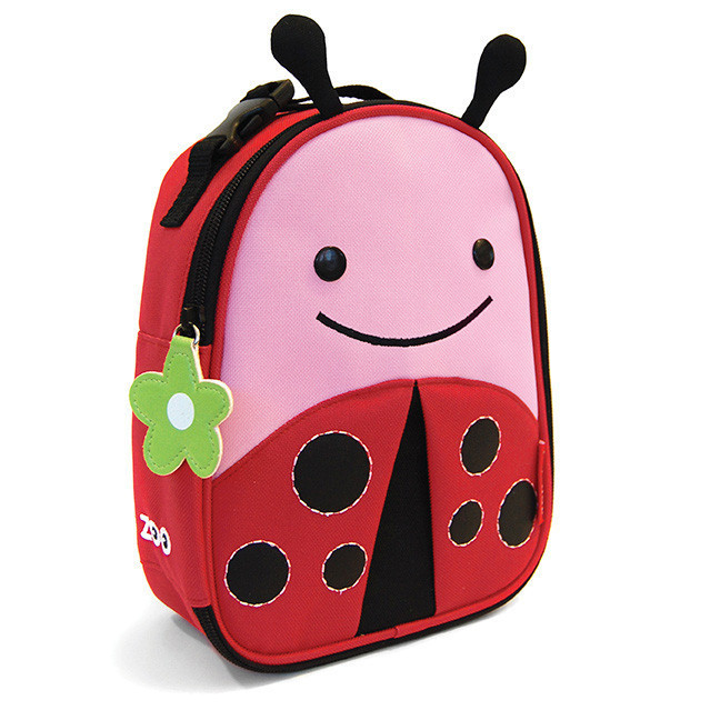 Skip Hop - Insulated lunch bag Ladybug