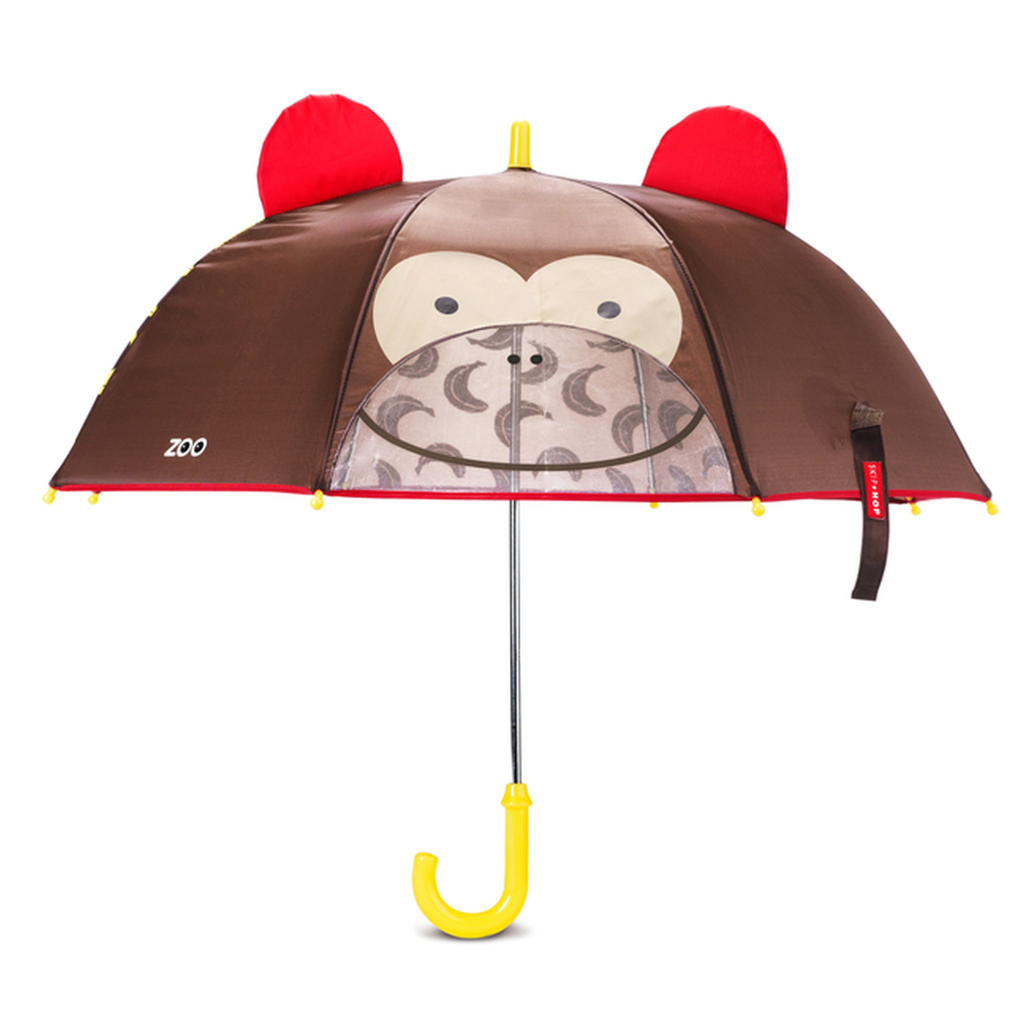 Skip Hop - Little kid umbrella Monkey