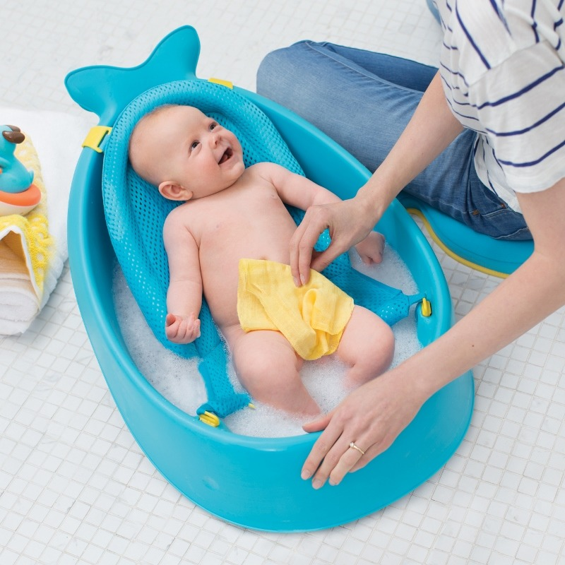 Skip Hop - MOBY SMART SLING™ 3-STAGE BABY TUB