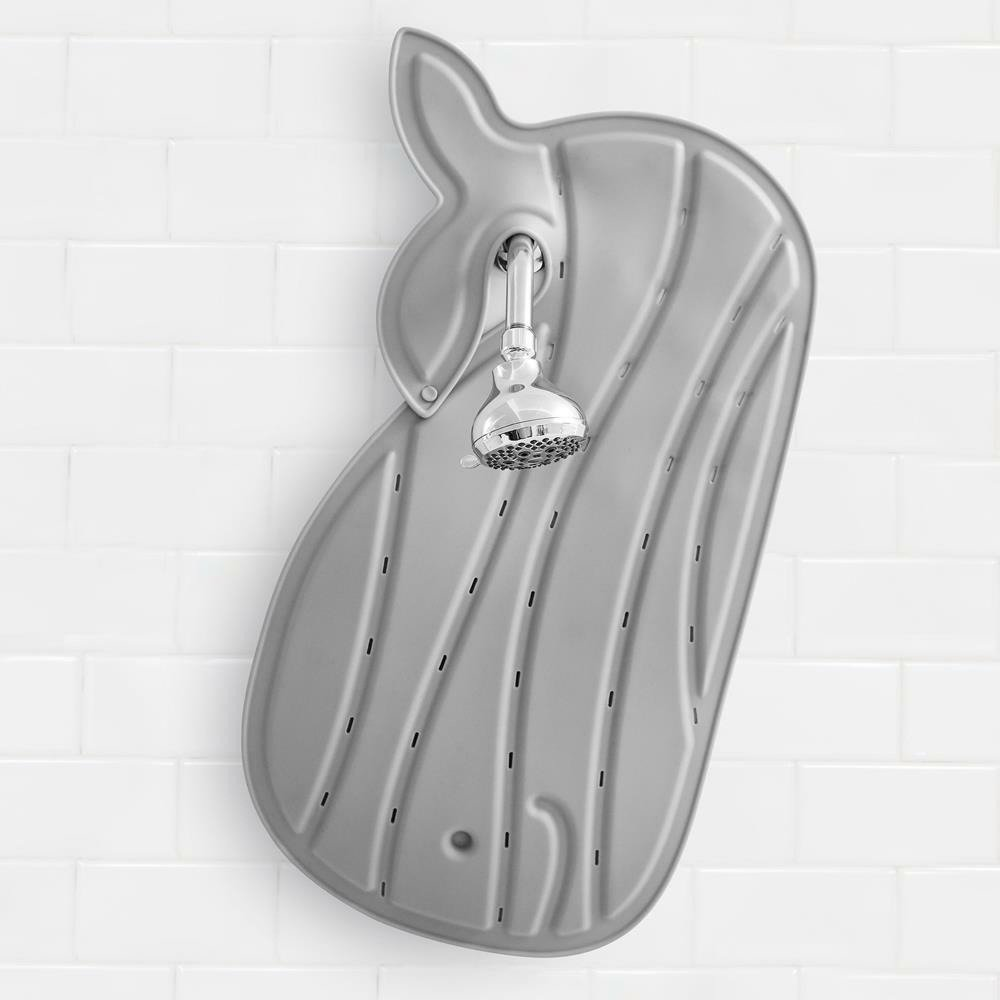 Skip Hop - Moby New Bath Mat-Grey