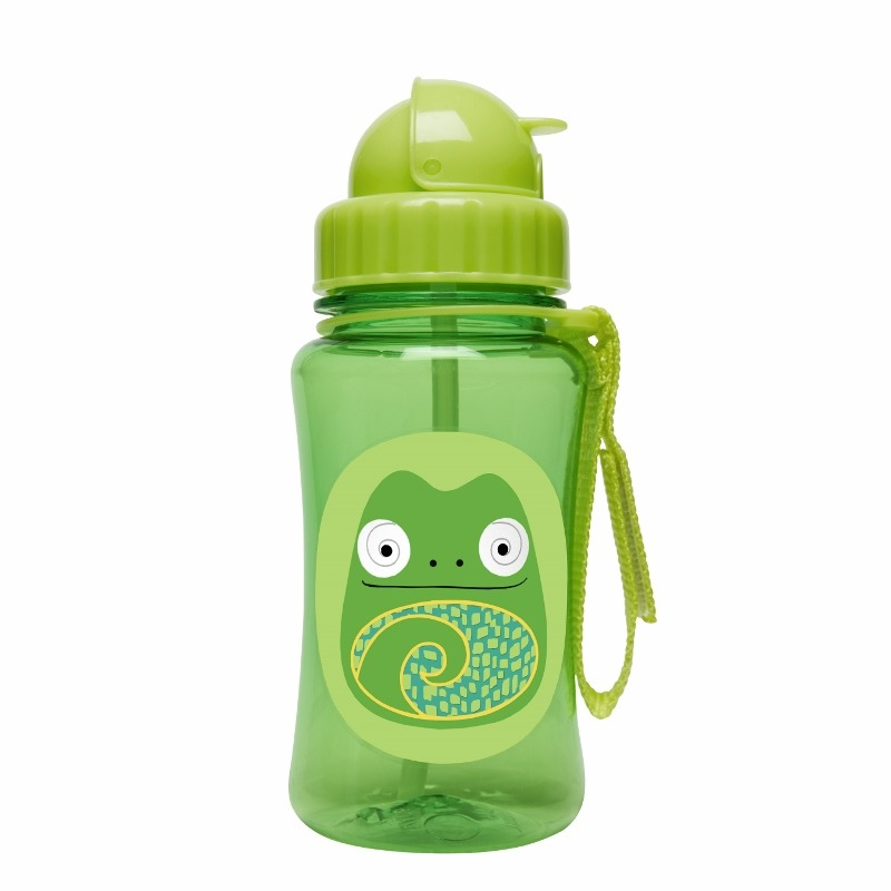 Skip Hop - Straw Bottle Chameleon