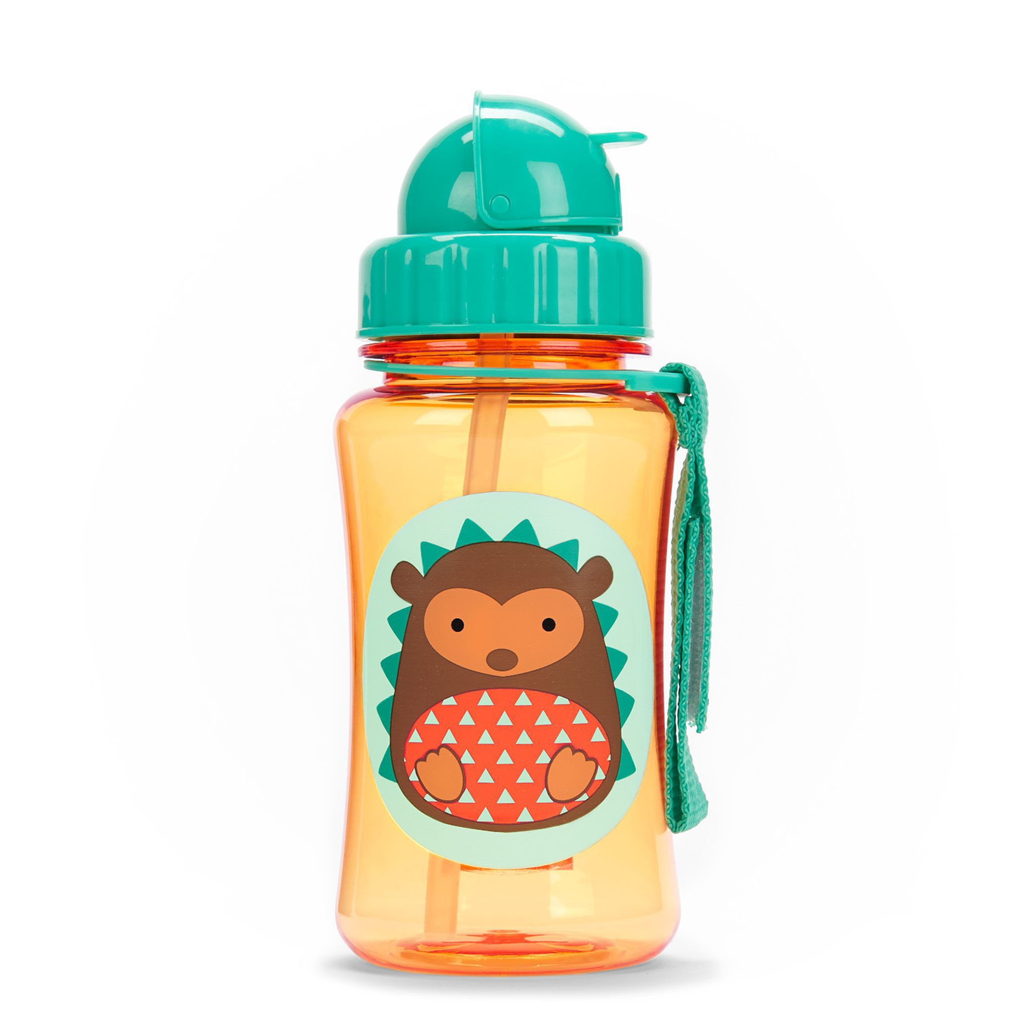 Skip Hop - Straw Bottle Hedgehog