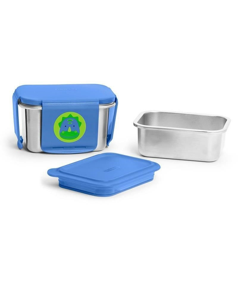 Skip Hop - Zoo Stainless Steel Lunch Kit - Dino