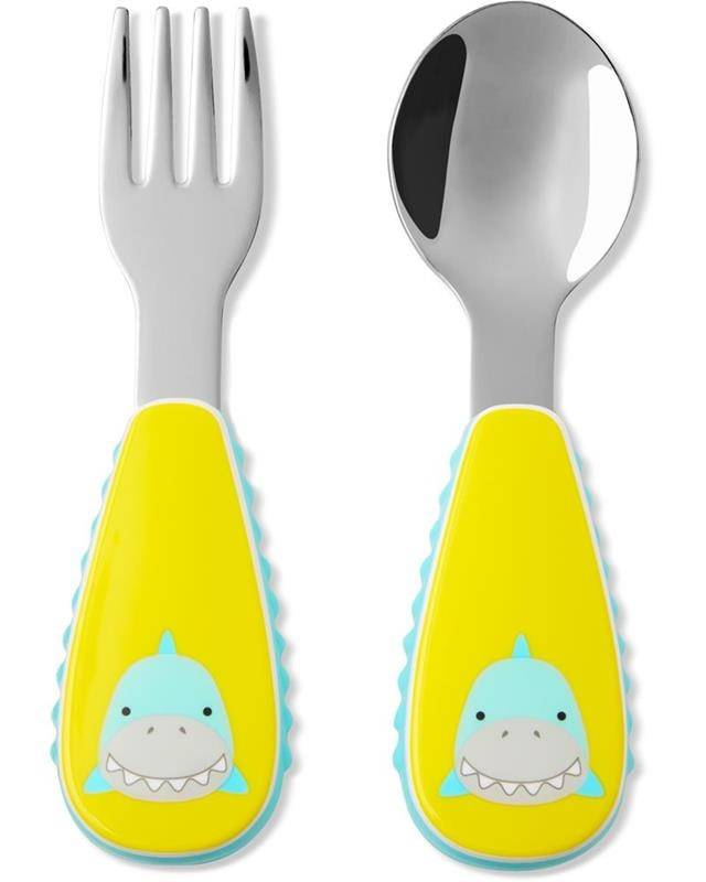Skip Hop - Zoo Utensils - Shark