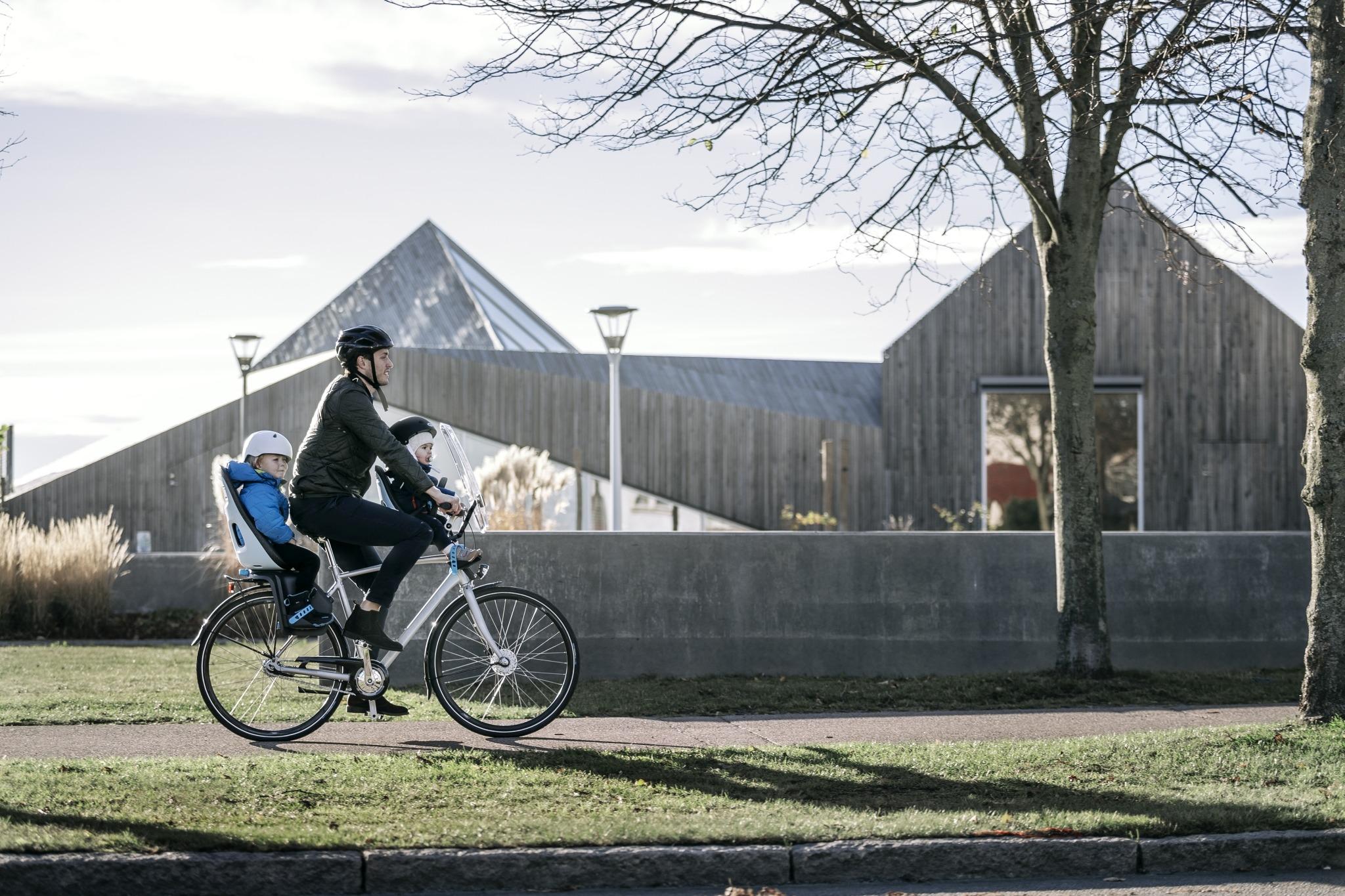 70719163ea4 ... THULE Yepp Nexxt Maxi - Child bike seat - white