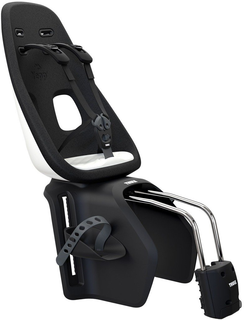 THULE Yepp Nexxt Maxi Frame Mounted - Child bike seat - Snow White
